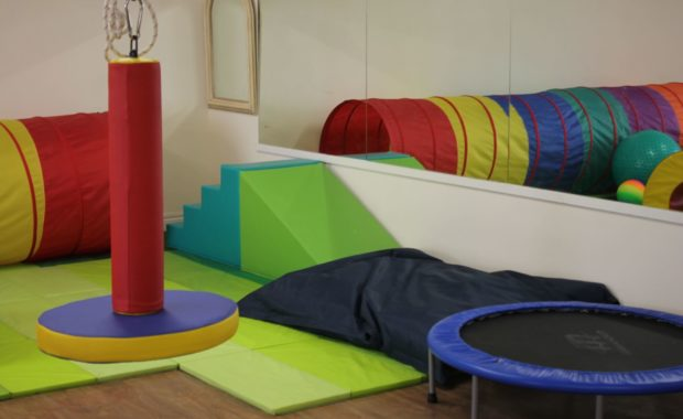 photo of play equipment for kids
