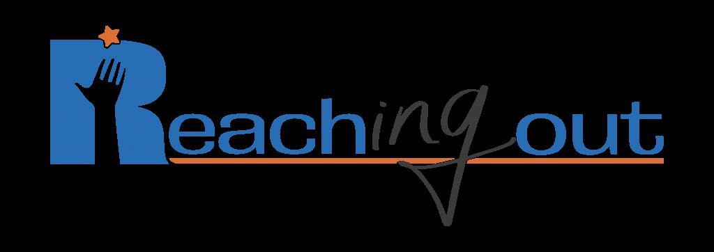 Reaching out logo