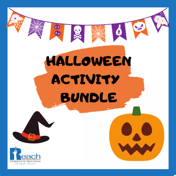 Halloween Activity Bundle