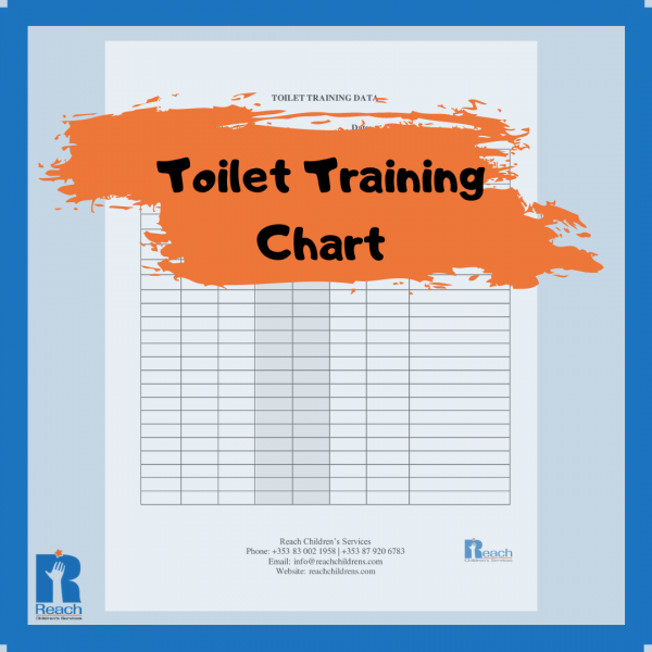 toilet training data sheet