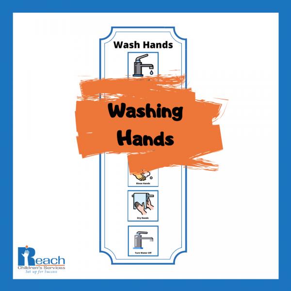 free washing hands
